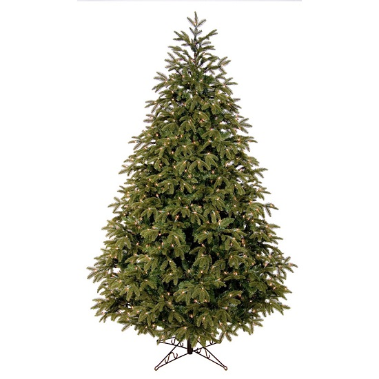 6ft PVC hinged Christmas Tree Decorate Christmas tree