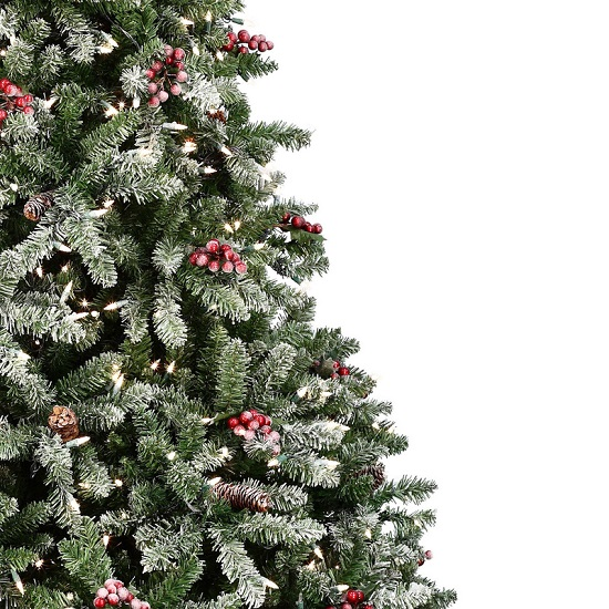 8 ft artificial decorate christmas tree - 8 Ft Christmas Tree