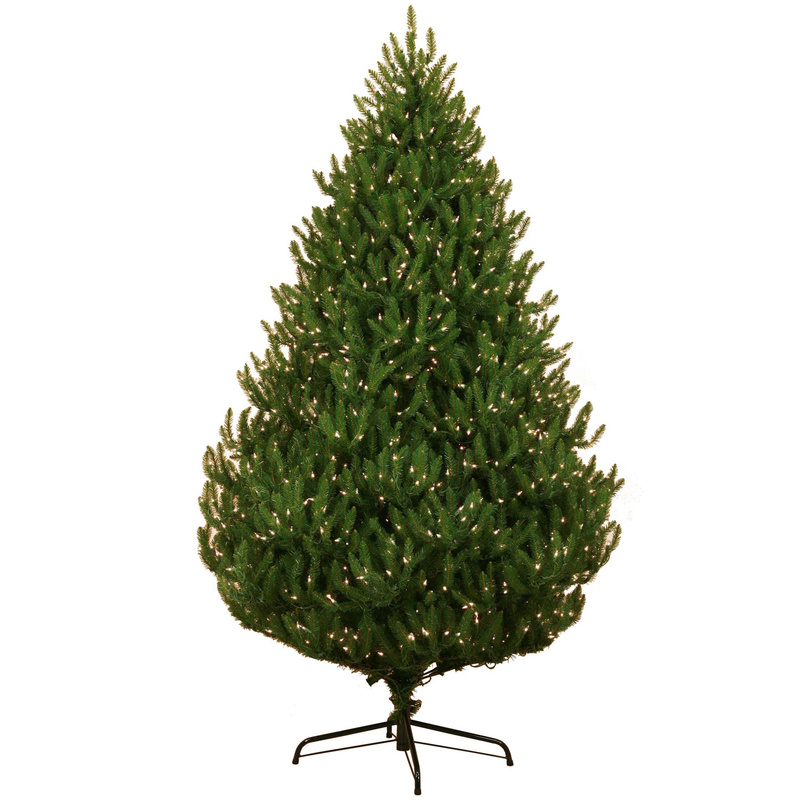 Wholesale high quality PVC artificial christmas tree with LED for sale