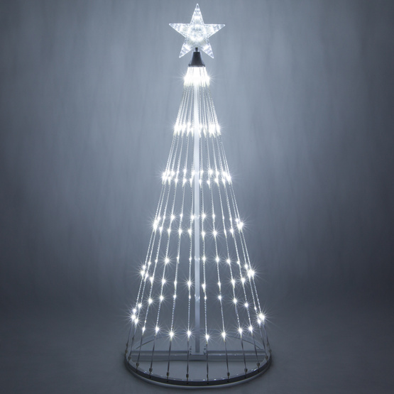 iron new star  Christmas  tree