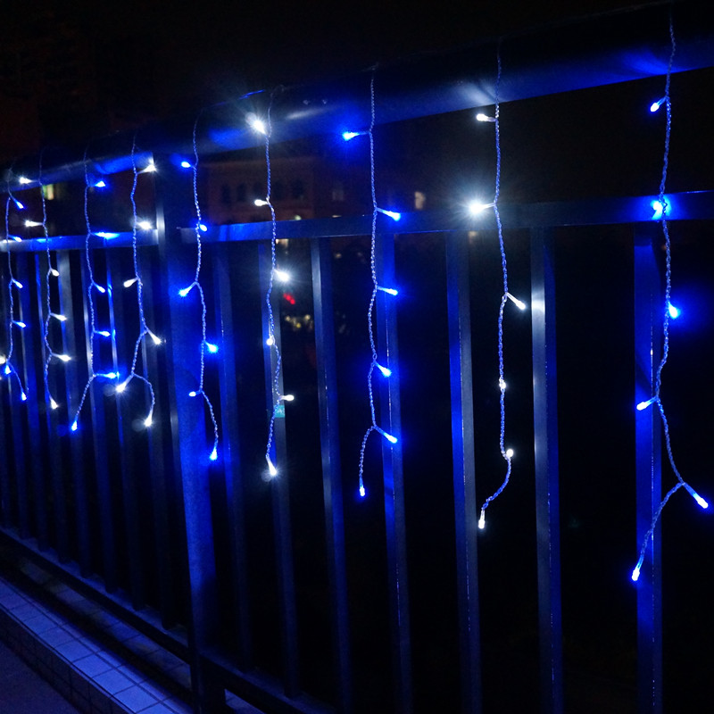 3*3m 300LEDcurtain  lighting  for wedding